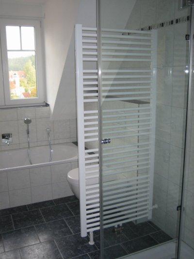 ich habe zwar in der kompletten wohnung fu bodenheizung aber im bad ist die fl che doch relativ. Black Bedroom Furniture Sets. Home Design Ideas